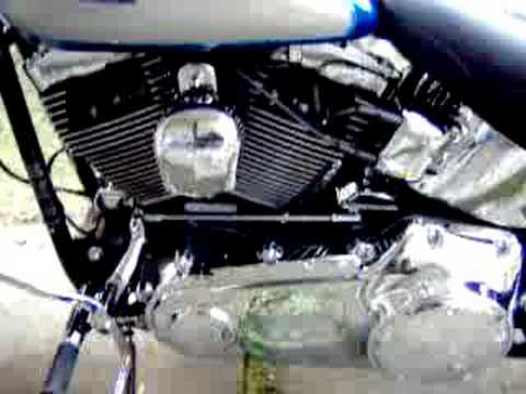 2009 Harley Davidson Softail Custom FXSTC Walkaround 1000 mi Video