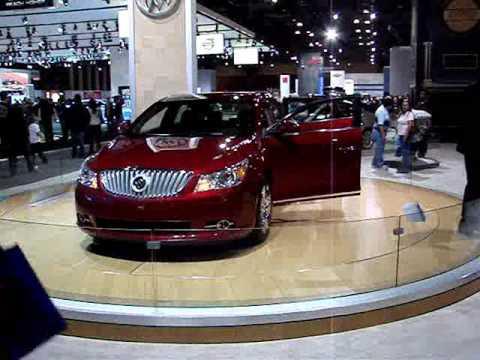 Venta De Carros >> Exhibicion De Carros Para El 2010 En Down Town Manhattan, NY - YouTube