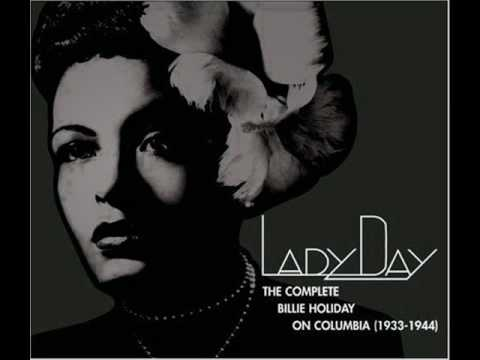 Billie Holiday - Here It Is Tomorrow Again