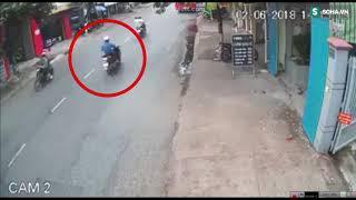 Bản tin tổ lái: Nỗi đau tê tái của bác lái ô tô và sai lầm của người chạy xe máy