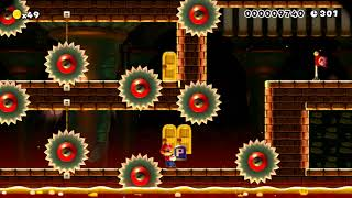Pick Path Palace by Hippo - SUPER MARIO MAKER - NO COMMENTARY