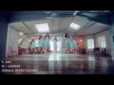 Top 20 Kpop - March (Week 1) [2015]