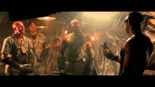 The Chronicles Of Riddick - I kill you with my tea cup