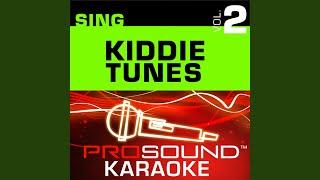 Prosound Karaoke Band America The Beautiful Karaoke Instrumental Track In The