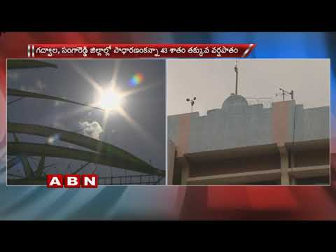 Weather Forecast | Record Scale Temperature Levels In Telangana | Monsoon Season | ABN Telugu