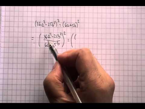 Division potencias igual exponente 04