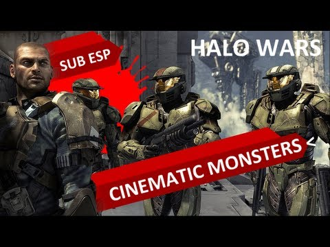 Halo Wars Mounstruos/Monsters, Subtitulado en Español HD