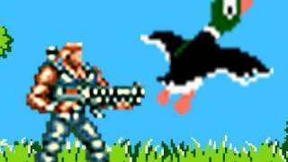 Thumb Contra versus Duck Hunt