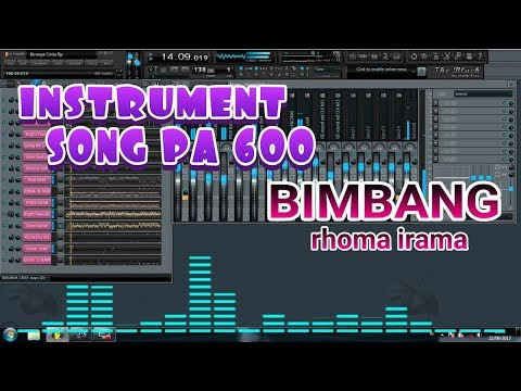 BIMBANG (rhoma irama)-Dangdut FL Studio Korg PA 600