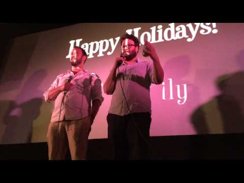 "Seth Rogen and Evan Goldberg Introduce ""The Interview""-Cinefamily"