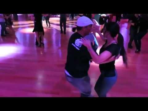 BACHATA DANCE ** free style **CARO RICK 2015