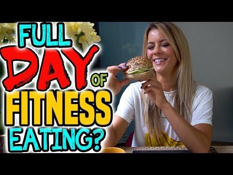 FULL DAY OF EATING |  Meine Ernährung + Fitness REZEPTE | Update