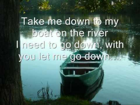 Styx - Boat on the river (lyrics) �