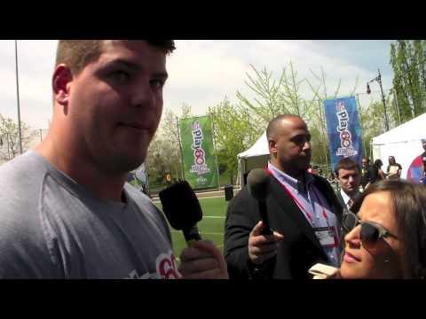 Taylor Lewan,  Tennessee Titans Rookie Michigan 2014 NFL Draft