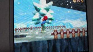 Super Mario 64 DS: Mario's Super Wall Kick