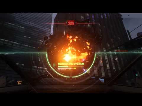 Call of Duty®: Advanced Warfare drone swarm