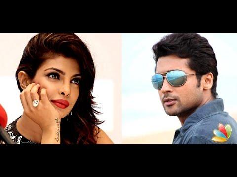 Priyanka Chopra to pair up with Surya? | Hot Tamil Cinema News