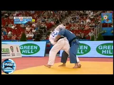 European Judo Championship Budapest 2013 Final -81kg TCHRIKISHVILI (GEO) - MARIJANOVIC (CRO)