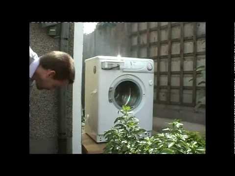 Washing Machine (Black Metal Version)