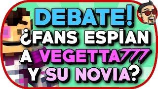 ¿Fans ESPÍAN a VEGETTA777 y su NOVIA?