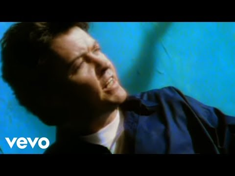 Paul Young - Oh Girl (UK Version) [Official Video]