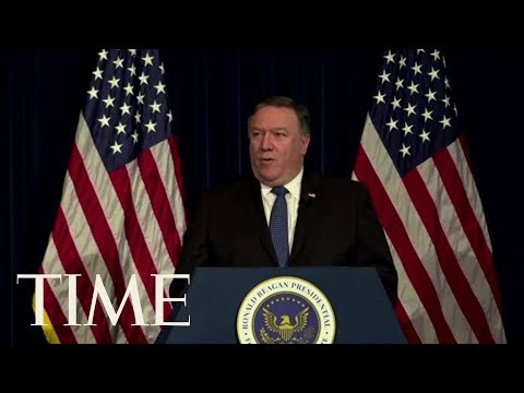 Mike Pompeo Calls Iran's Religious Leaders 'Hypocritical Holy Men' | TIME