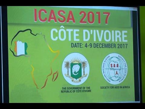 Conférence internationale sur le Sida: la Côte d'Ivoire désignée pour abriter les prochaines assises