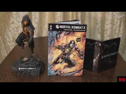 Mortal Kombat X Коллекционное Издание