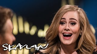 "Interview with Adele - ""The bigger your career gets, the smaller your life gets"" 