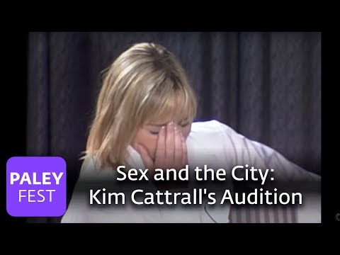 Sex and the City - Kim Cattrall's Audition (Paley Center) Video