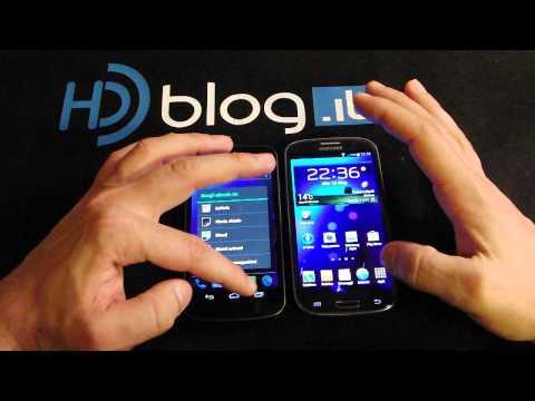 Galaxy S3 vs. Galaxy Nexus nella video prova by HDblog
