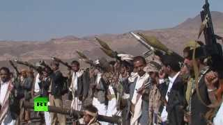 RAW: Yemen military, Houthies on frontline as UN decides to impose arms embargo on rebel leaders