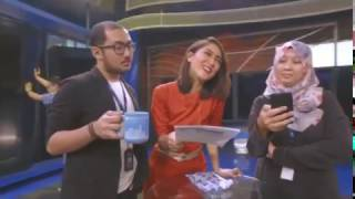 Mannequin Challenge by Indonesia Morning Show Team -NET #MannequinChallenge
