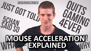 Mouse Acceleration as Fast As Possible