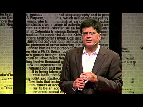 Possibilities are endless | Piyush Goyal | TEDxGateway