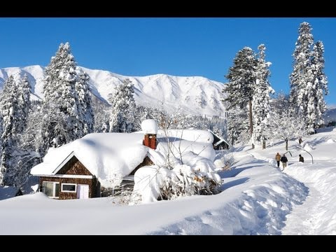 Best ski resort world Gulmarg