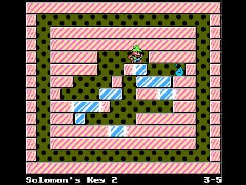 Misc Computer Games - Solomons Key - Main Theme