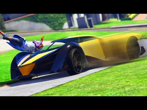 GTA 5 Online - CUSTOMIZING THE FASTEST CAR IN THE GAME!