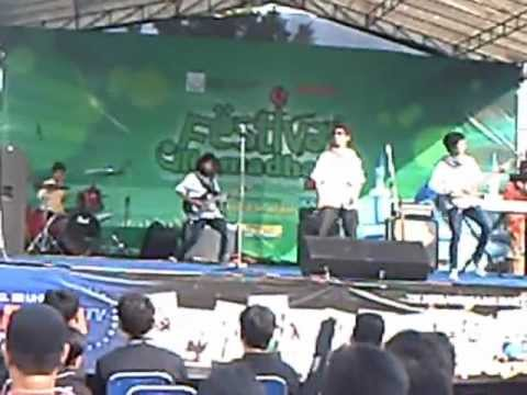 cHs band - Nafsu Serakah Live at Baraya Tv cover Rhoma Irama
