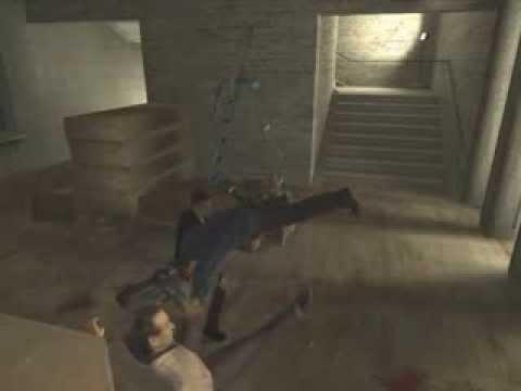 Max Payne 2 Kung-Fu Trailer