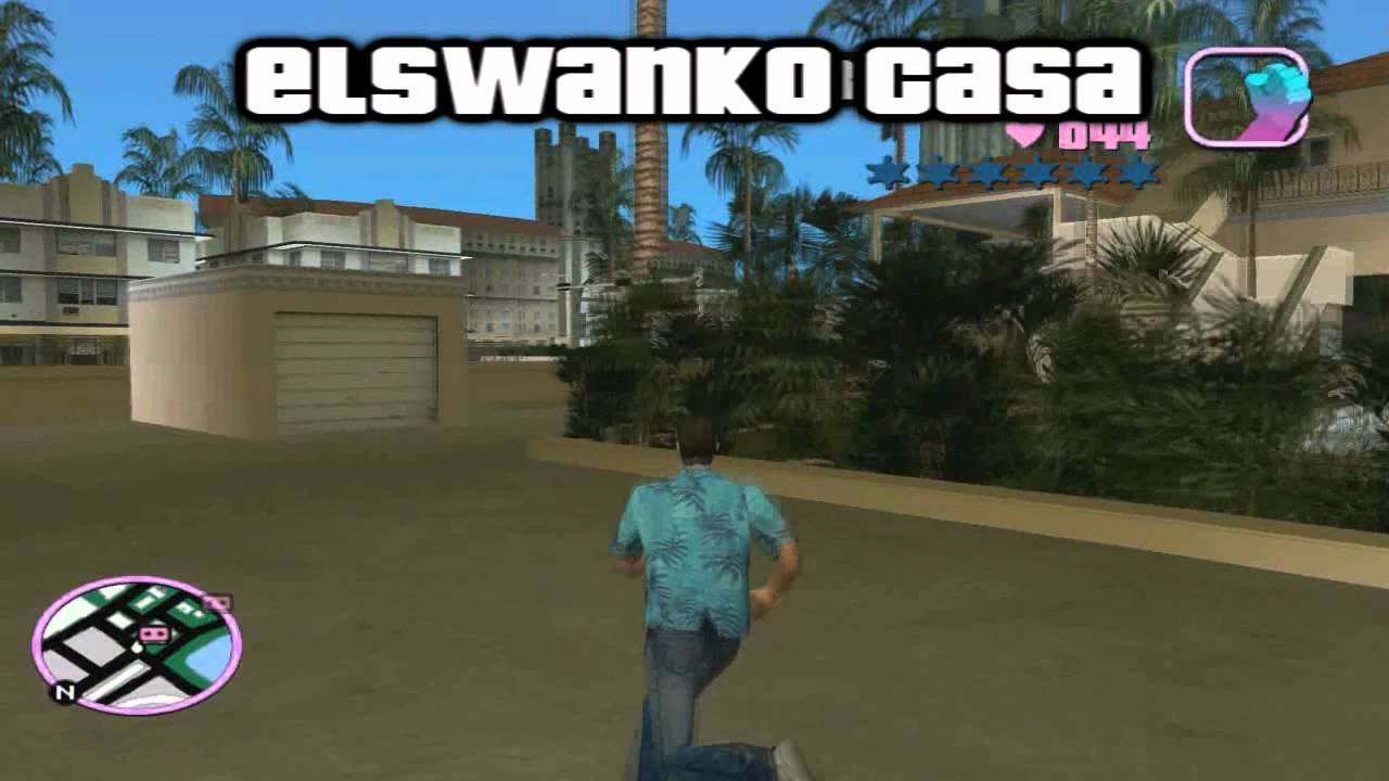 Vice City Map Properties Safe Houses   All Locations