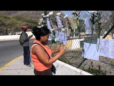 video flores a soldados caidos