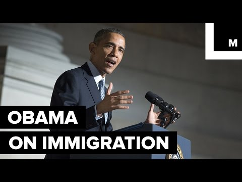 Obama Just Gave His Best Immigration Speech — And You Probably Missed It