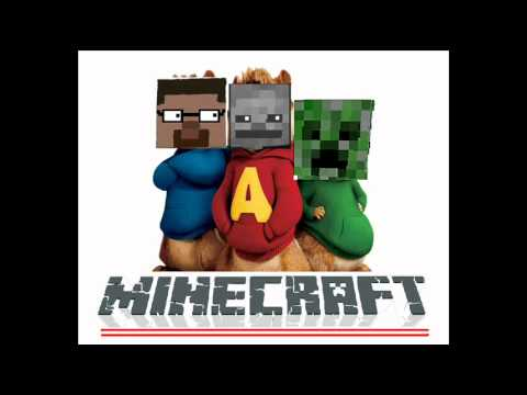 """Revenge"" - A Minecraft Parody of Usher's DJ Got Us Fallin' in Love (Fast, Girl,chipmunks version)"