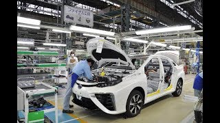 2019 Toyota Crown Production