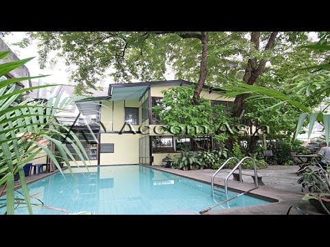 HOUSE WITH POOL FOR RENT IN BANGKOK – SUKHUMVIT  / NANA BTS