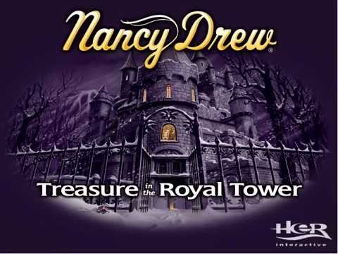 Nancy Drew: Treasure in the Royal Tower - Game Review