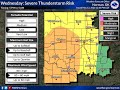 NWS Norman Severe Weather Update - May 12, 2020