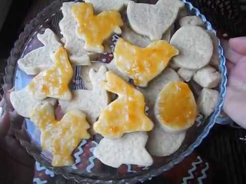 ✅Самое простое домашнее печенье из трёх ингредиентов/Пасхальное печенье/Фикс прайс/Товар дня/Новинки