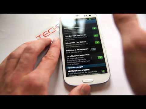 Samsung galaxy s3: 18 Tipps und Tricks zum Samsung Galaxy S3 1080p